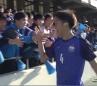 全国高校サッカー選手権大会 1-0で2回戦突破!